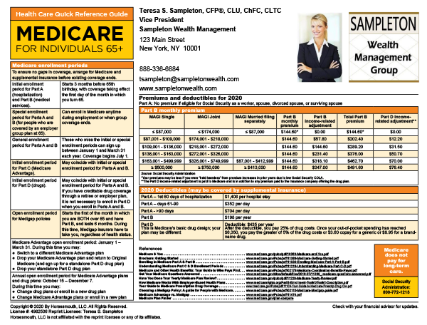 Healthcare Quick Reference Guide