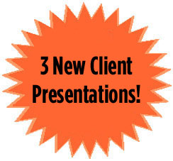 3 New Presentations Starburst