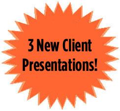 3 New Presentations Starburst