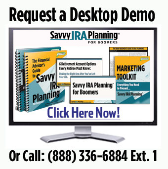 Savvy IRA Planning-demo
