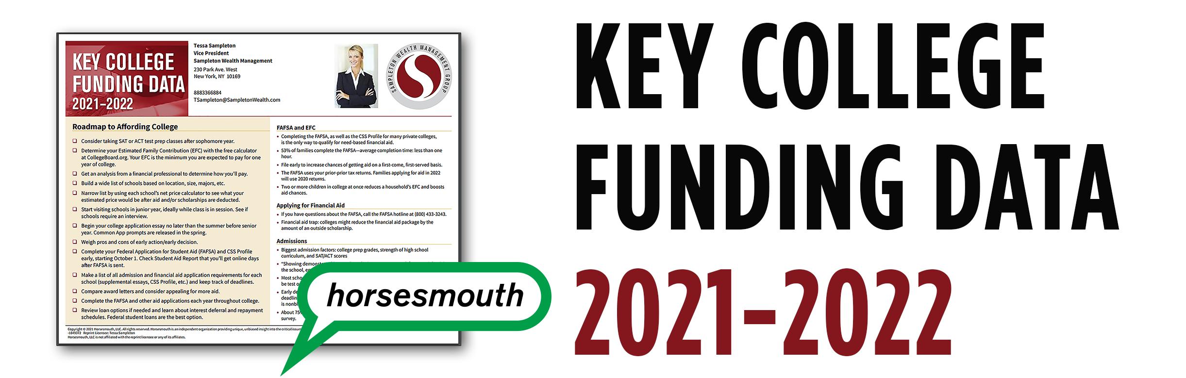 Key College Funding Logo