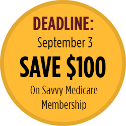 Savvy Medicare-Save $100