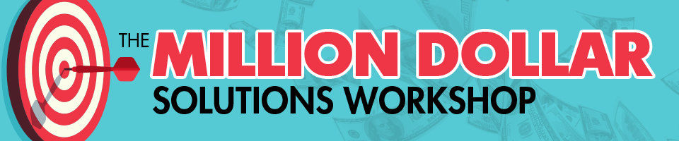 Million Dollar Solutions Header