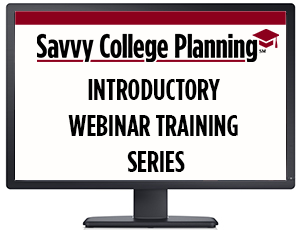 INTRODUCTORY WEBINAR TRAINING SERIES