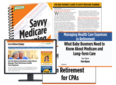 Savvy Medicare for Boomers