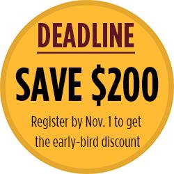 New Normal Workshop Deadline-Save $200