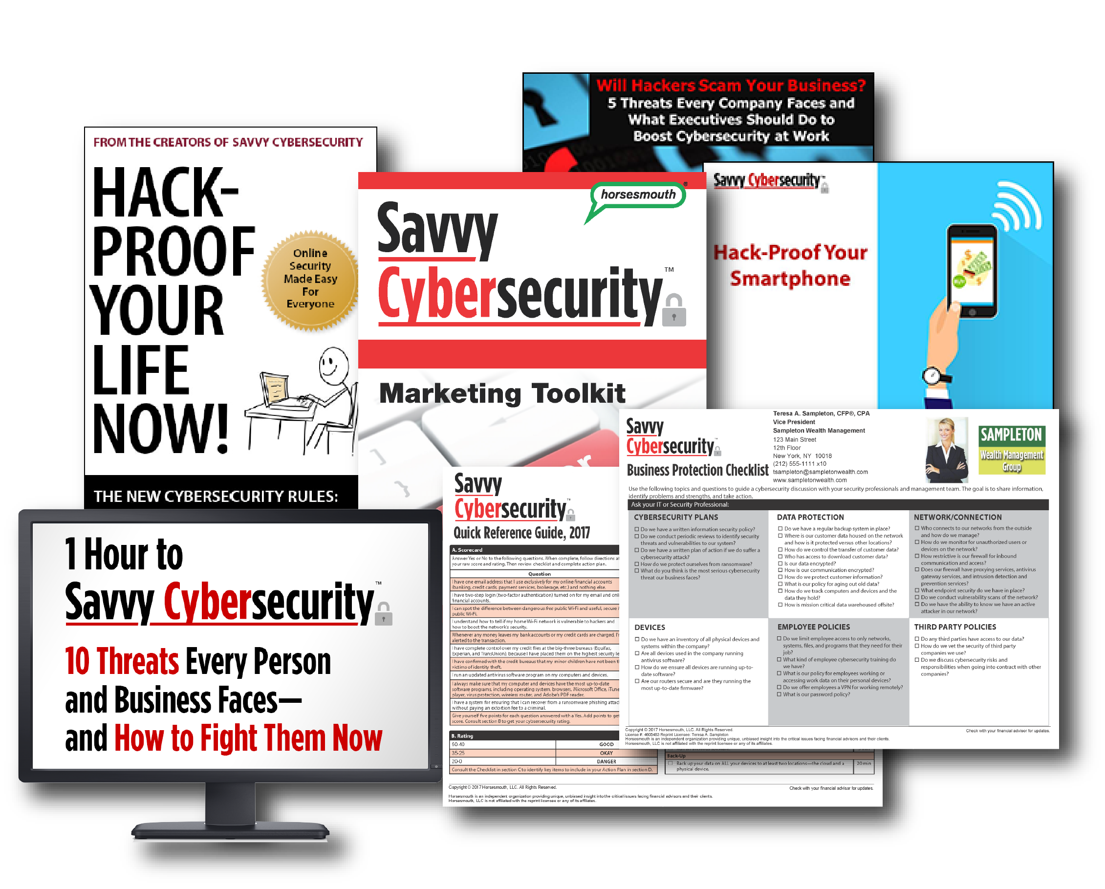 Savvy Cybersecurity