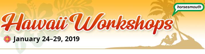 horsesmouth hawaii workshops