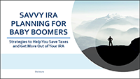 Savvy IRA Presentation