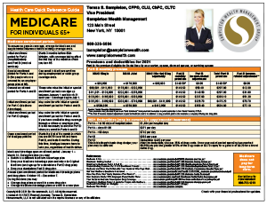 Health Care Quick Reference Guide