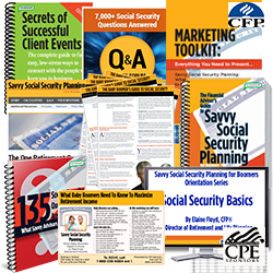 Savvy Social Security Planning for Boomers