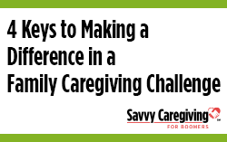 Savvy Caregiving
