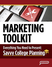 Savvy College Planning Marketing Toolkit