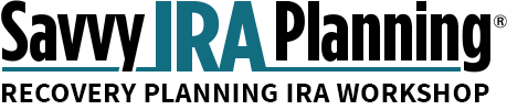 Recovery Planning IRA Workshop