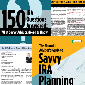 Savvy IRA Planning For Boomers