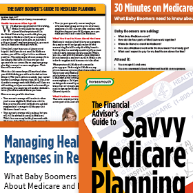 Savvy Medicare Planning for Boomers